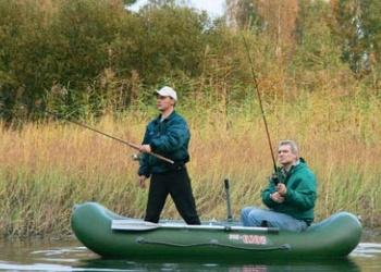 Выбор лодки для рыбалки