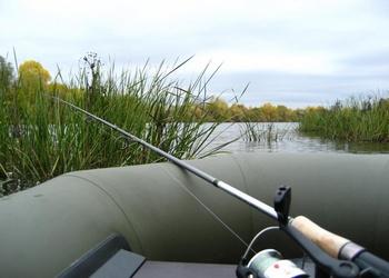 Ловим джиг-спиннингом с лодки