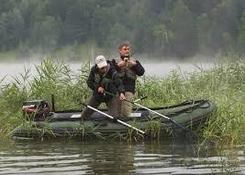 Секреты выбора надувной лодки и лодочного мотора для рыбалки