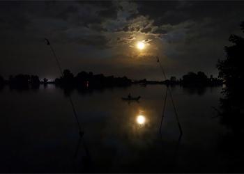 Влияние луны на клёв рыбы