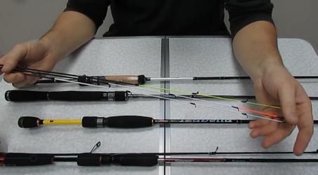 Как выбрать спиннинг для рыбалки?